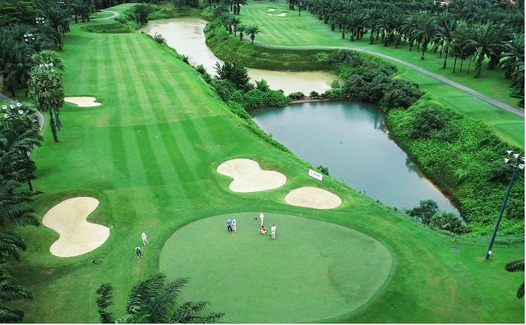Chủ đầu tư Công ty CP Đầu tư và Kinh doanh Golf Long Thành đã rất nổi tiếng
