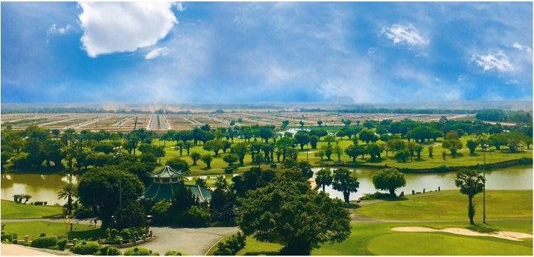 View rất đáng tiền của dự án Hưng Thịnh Biên Hòa New City