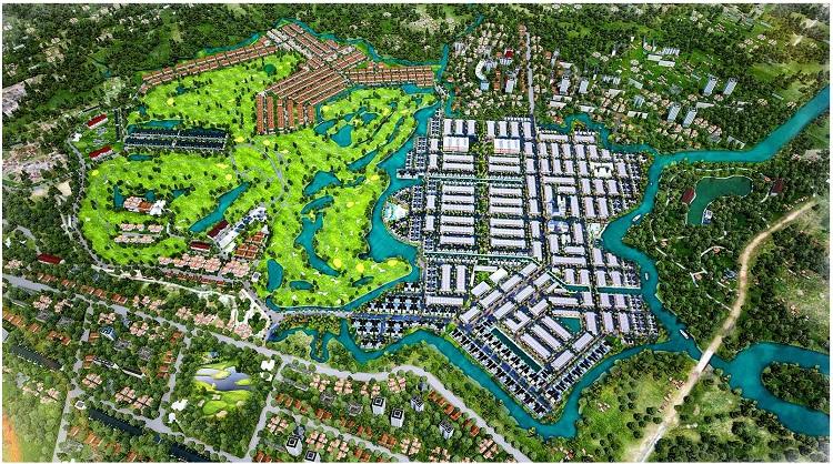 Toàn cảnh dự án Biên Hòa New city