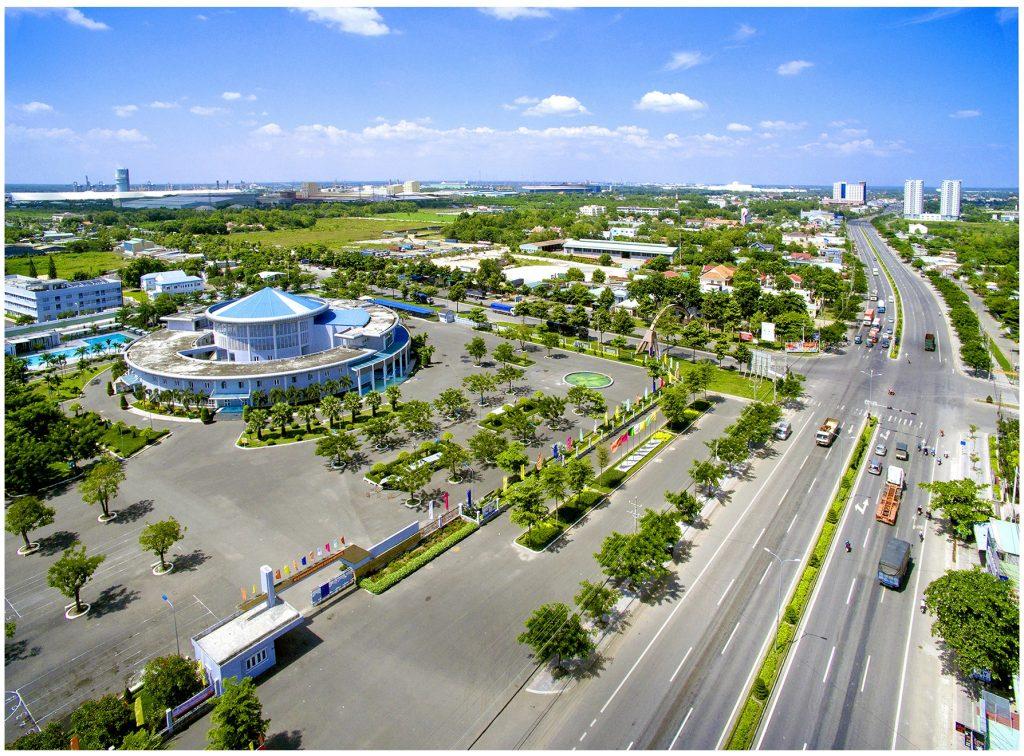 Du an Khu dan cu Phu My City Center