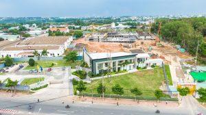 Cập nhật tiến độ dự án Lavita Thuận An